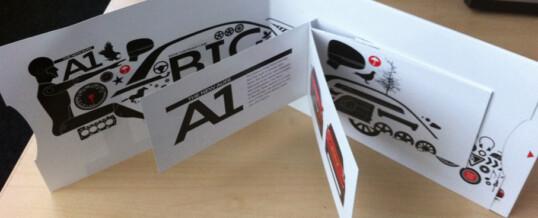 Audi A1 Mailer
